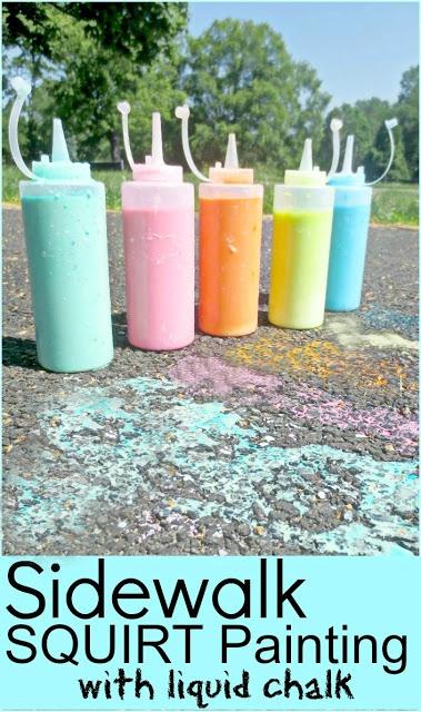Liquid Chalk Paint Recipe