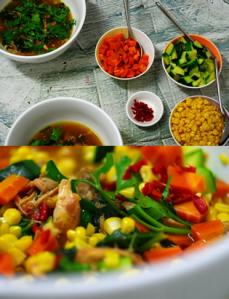 alexx chicken soup