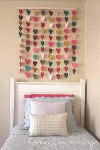 heart bedhead