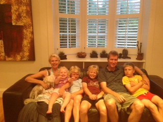 julia b family