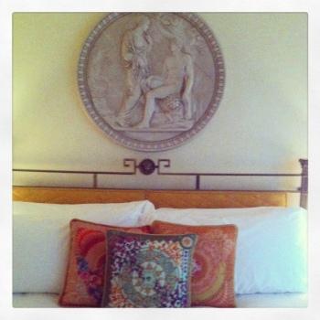 versace room bed