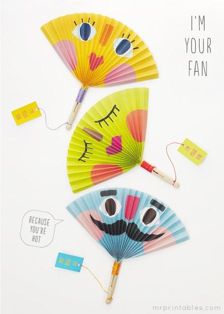 paper fan blog