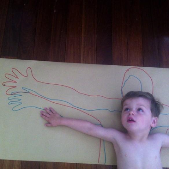 tracing hugs